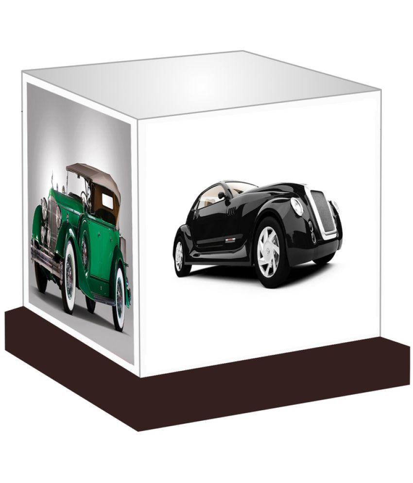 Advance Hotline Vintage Cars Night Lamp Night Lamp Multi