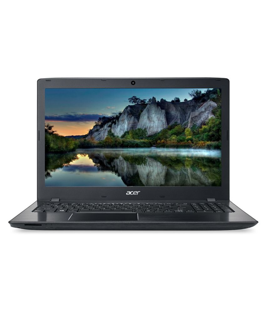 Acer Aspire E5-553 (UN.GESSI.001) Notebook (AMD APU A10- 4GB RAM- 1TB HDD- 39.62 cm (15.6)- Linux) (Black) @ Rs.25,423