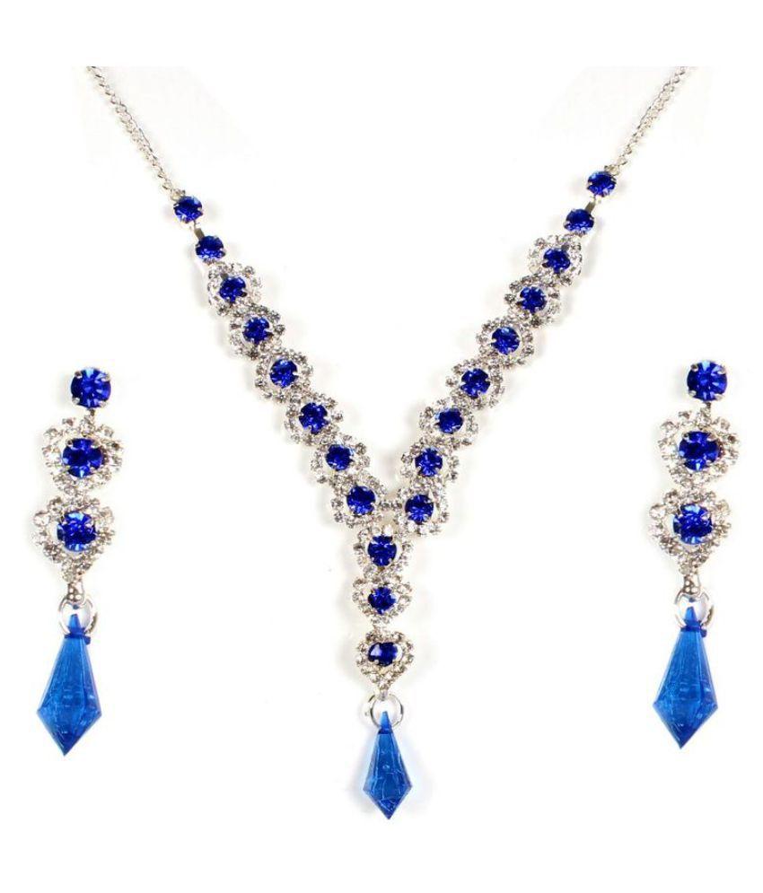 Lady Touch Multicolor Necklace Set