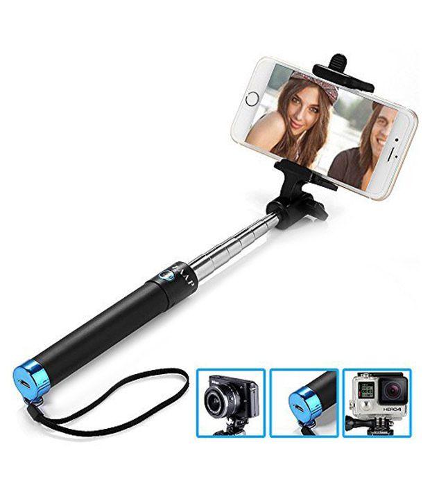 ZAAP NUSTAR3 Extendable Premium Selfie Stick