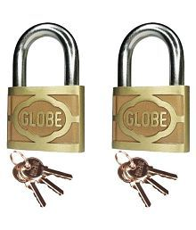 globe locks buy globe locks online at best prices on snapdeal