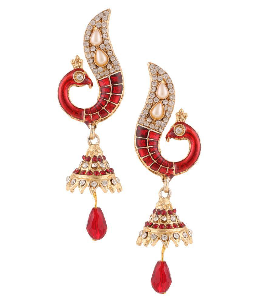 Indian Jhumka Earrings For S Traditional Jhumkas Jhumki Bridalsoea0001ma