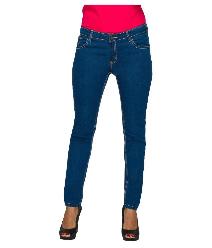 Buy DJ\u0026C By Fbb Blue Denim Jeans Online