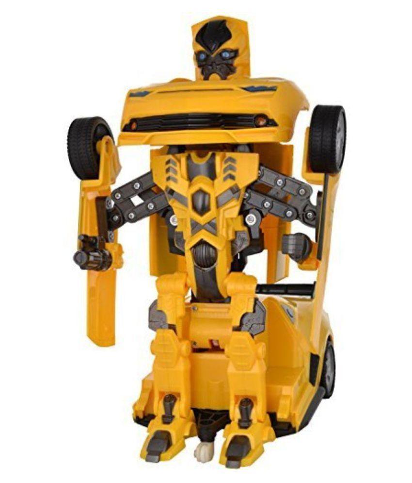 Elektra Troopers Firce Yellow Car Robot Buy Elektra Troopers Firce