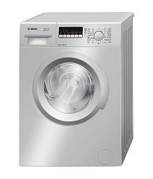 Bosch Upto 6 Kg WAB20267IN Fully Automatic Fully Automatic Front Load Washing Machine Silver