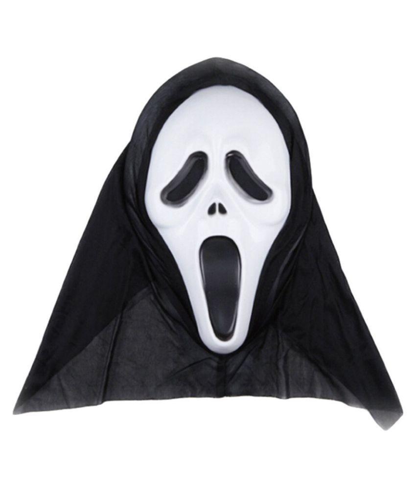 Futaba Multicolour Plastic Halloween Mask - Buy Futaba Multicolour ...