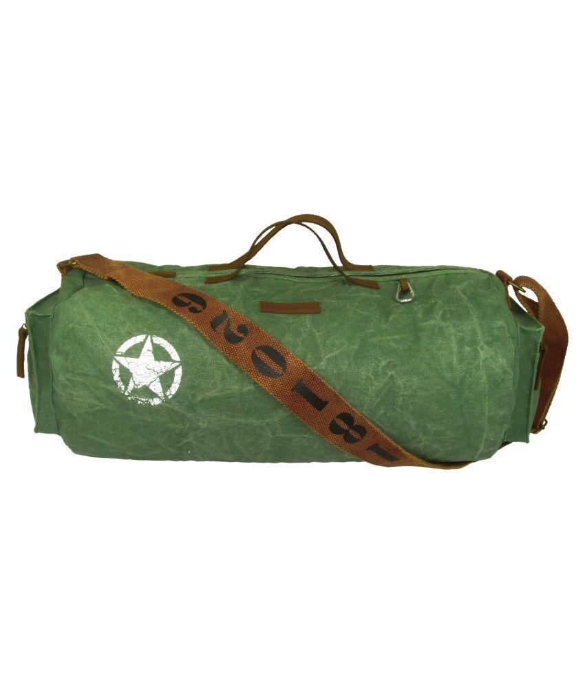 The House of Tara Green Gym Bag
