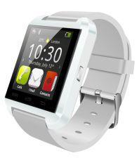 A Connect Z U8SW301-9 Smart Watch - White