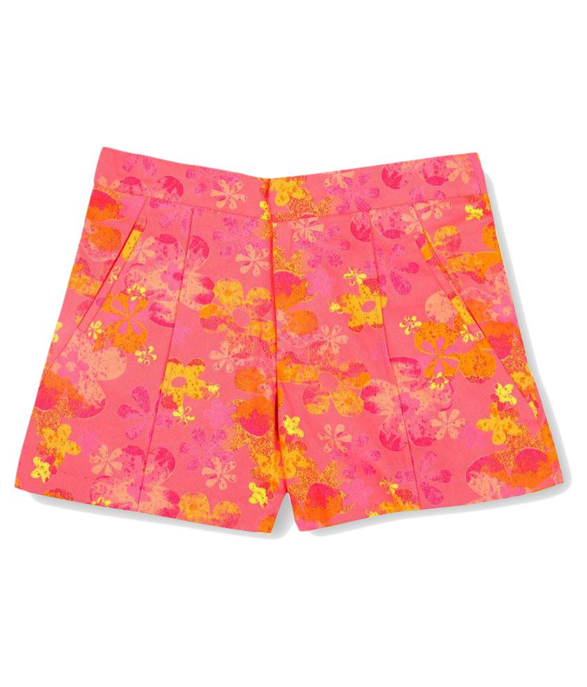 Cherry Crumble California Multicolor Short
