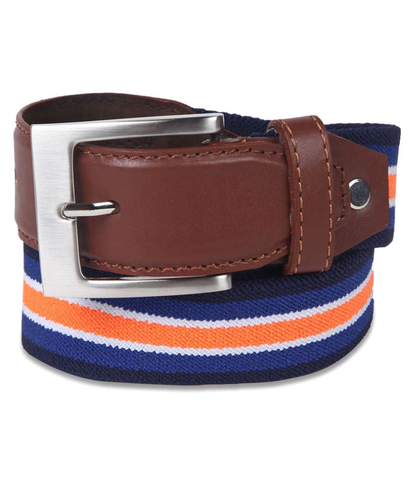 John Players Multi Polyester Formal Belts