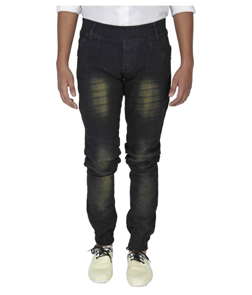 La Robe Black Slim Jogger