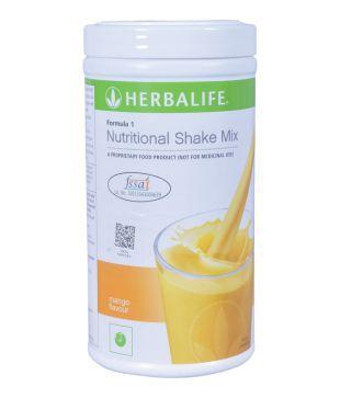 73e0b7cf5d0 Herbalife herbalife formula1 shake mix mango flavour 500 gm Mango