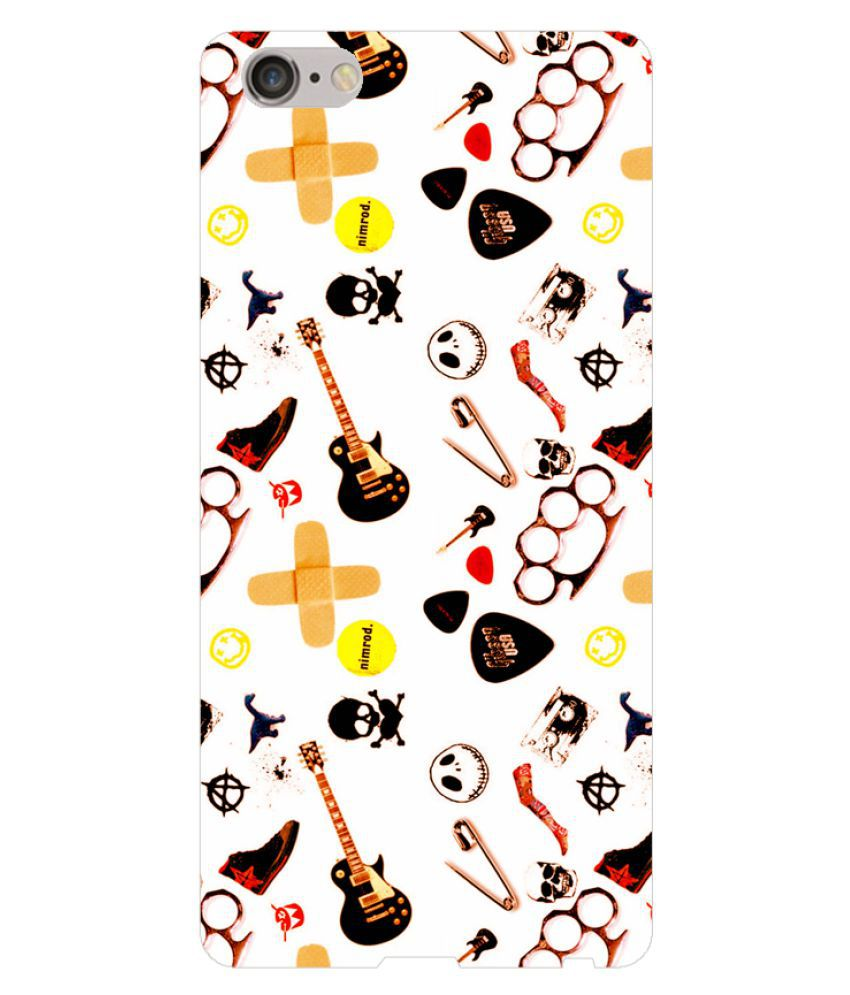 Apple iphone 6S Printed Cover By Skintice