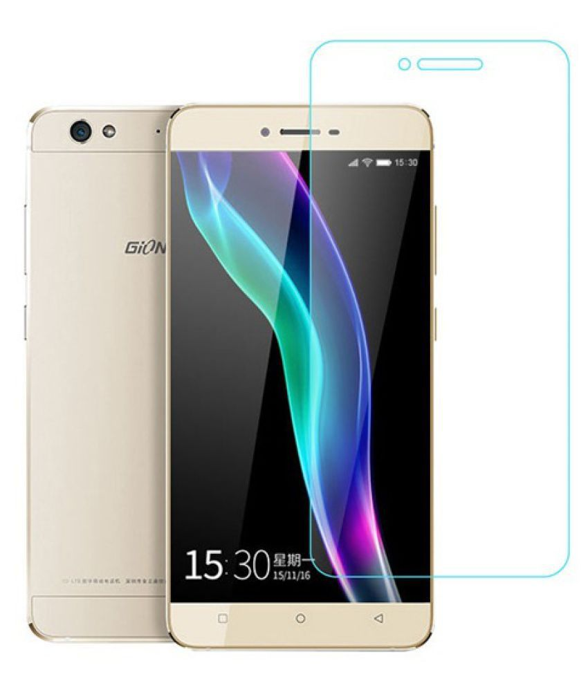 Gionee F103 Tempered Glass Screen Guard By Galaxy Plus