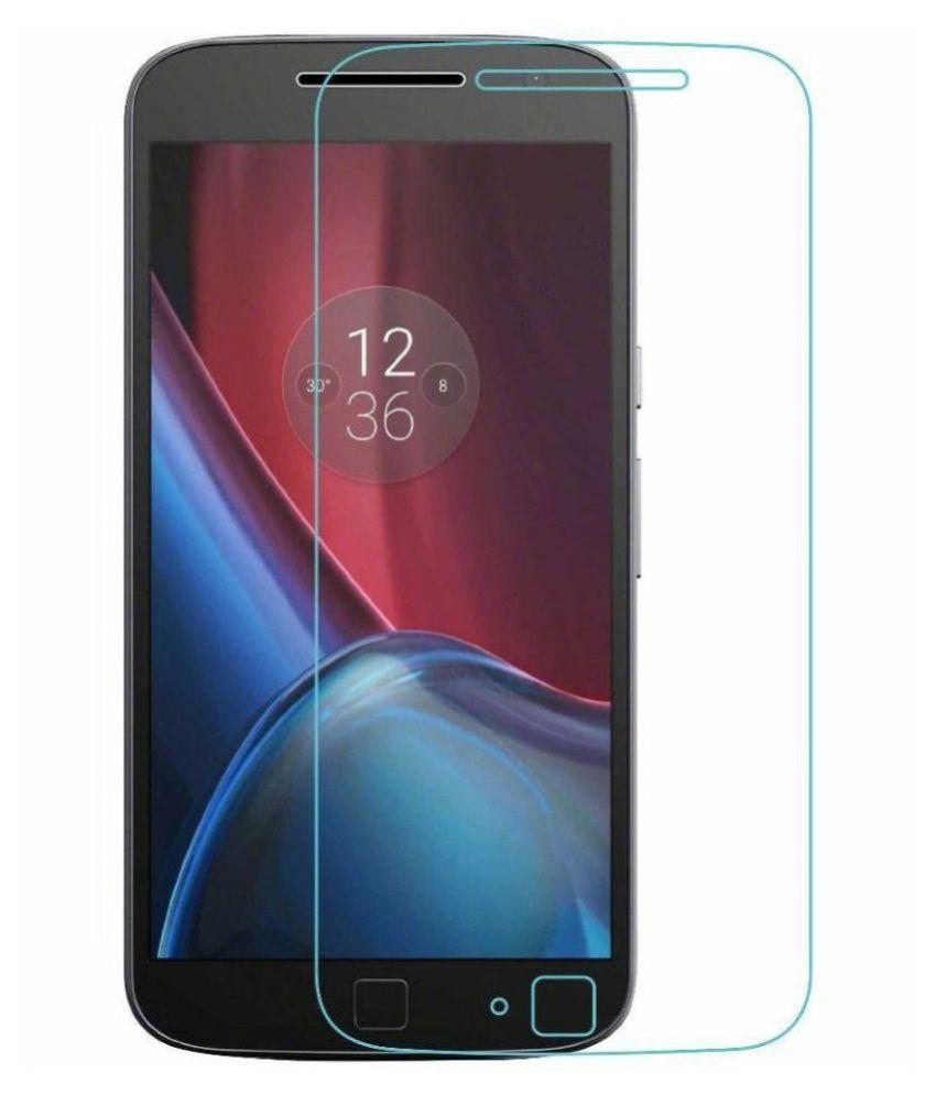 Moto E3 Tempered Glass Screen Guard By Galaxy Plus