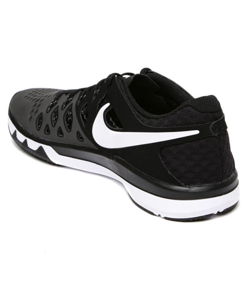 9ad90def390f Nike Train Speed 4 Black Running Shoes - Buy Nike Train Speed 4 ...