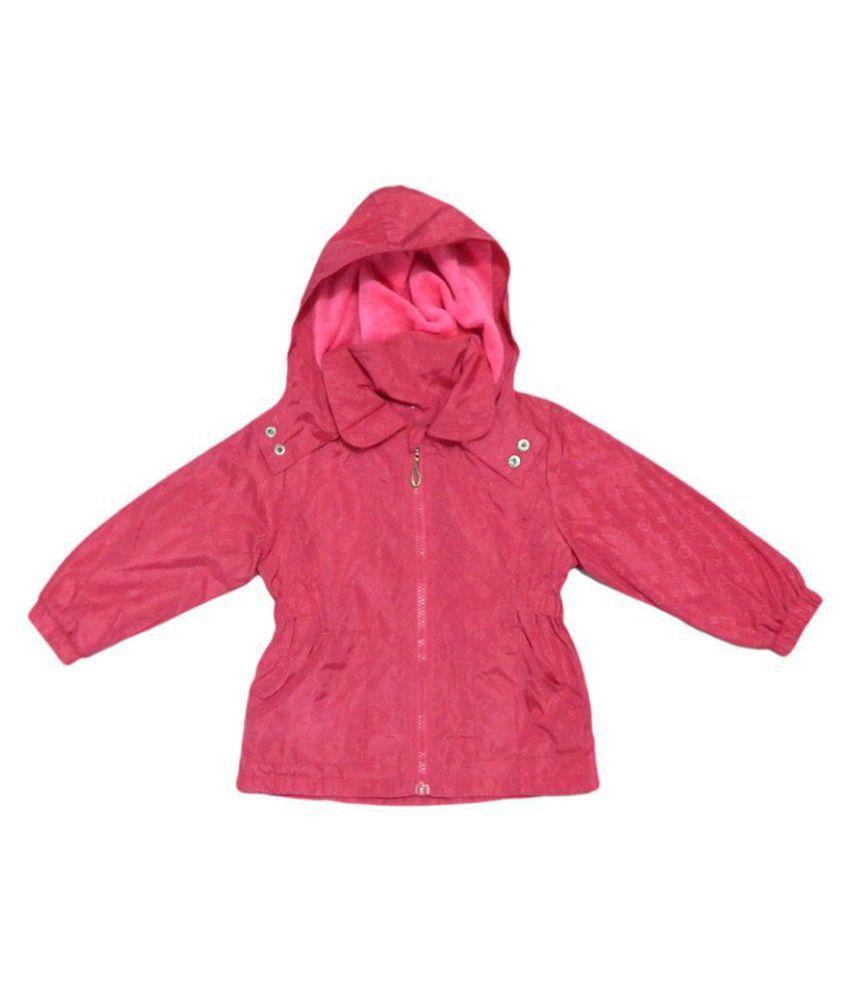 LV Pink Velvet Jacket