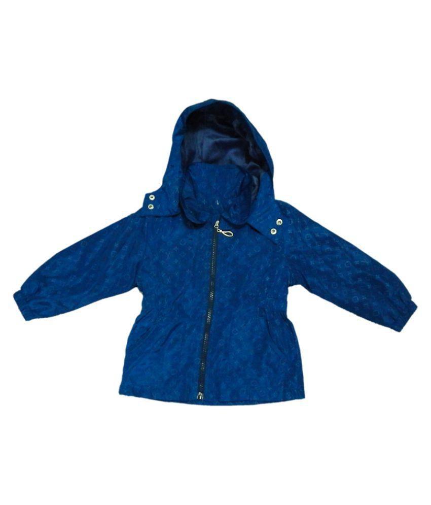 LV Blue Velvet Jacket