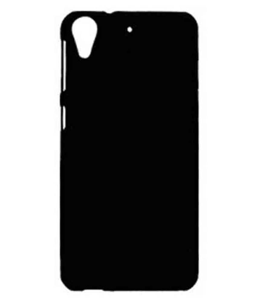 outlet store 67728 35533 HTC Desire 626 Cover by Snooky - Black - Plain Back Covers Online at ...