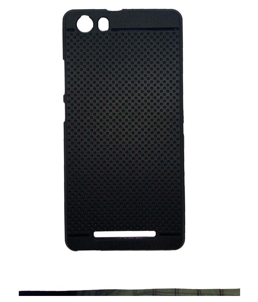 quality design de94d 86a1e Gionee Marathon M5 Lite Cover by SpectraDeal - Black