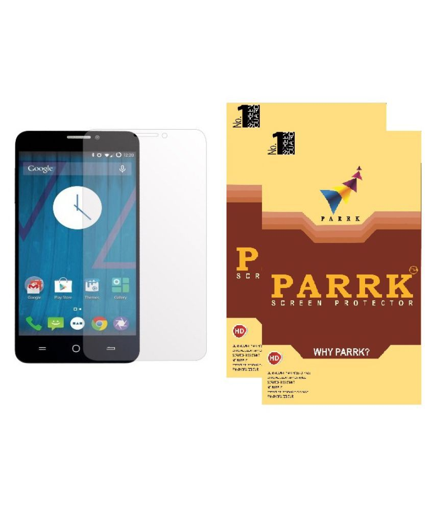 Micromax Canvas 5 E481 Diamond Screen Guard Pack Of 2 By PARRK