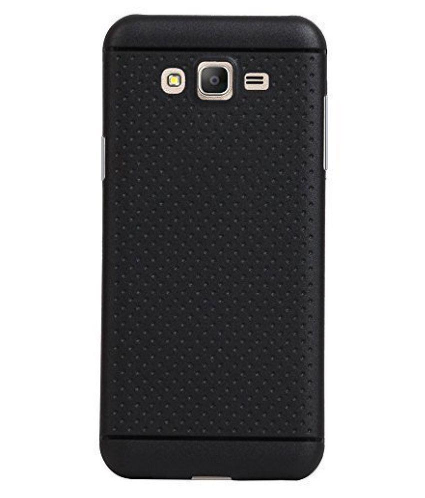 Samsung Galaxy J5 Cover by Galaxy Plus - Black
