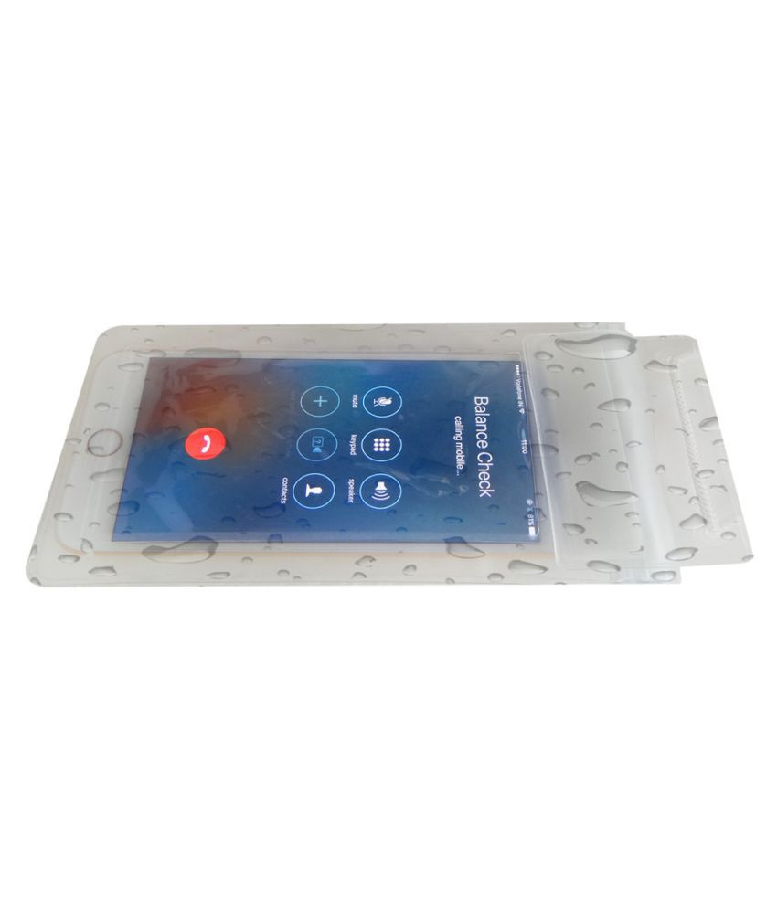 cheaper 6e9a0 e8c17 Xiaomi Redmi 3s Prime Waterproof Bag By Acm Transparent - Holsters ...
