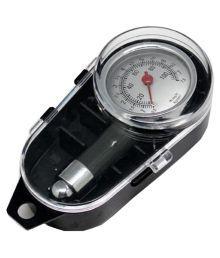 Takecare Black Car Tyre Pressure Gauge