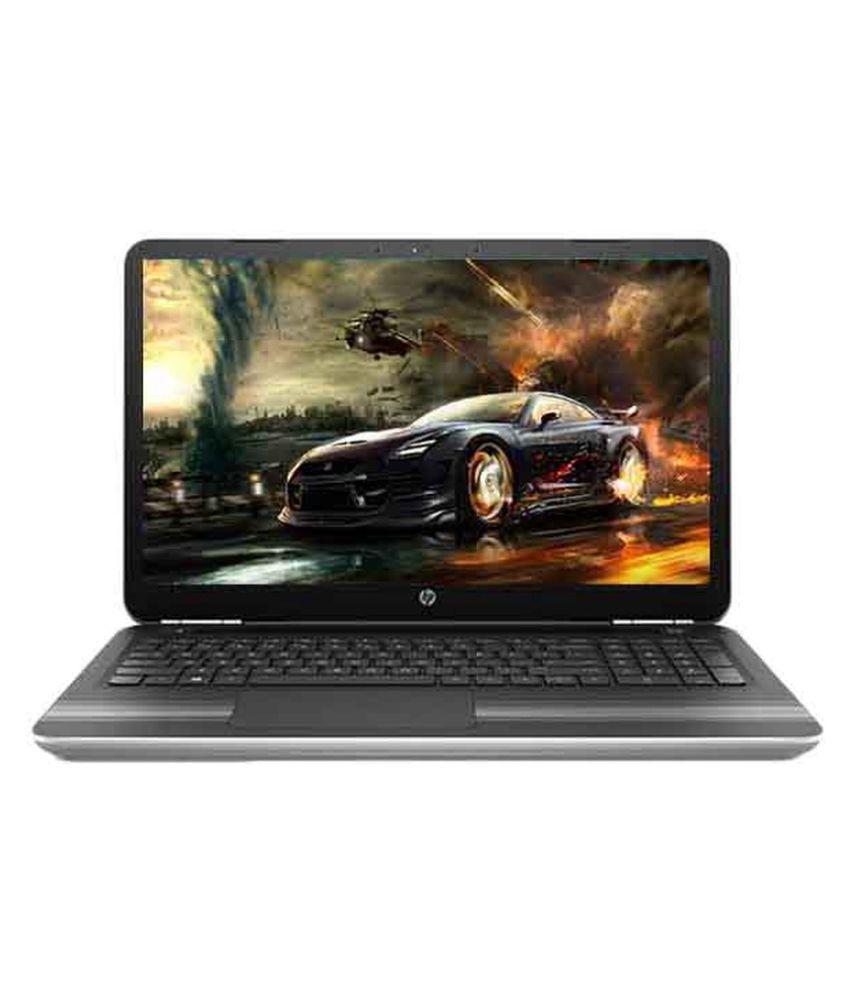 HP Pavilion 15-au113TX Notebook (5th Gen Intel Core i7- 16GB RAM- 2TB HDD- 39.62cm (15.6)- Windows 10- 4GB Graphics) (Silver)