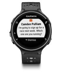 Garmin Black Smart Watch