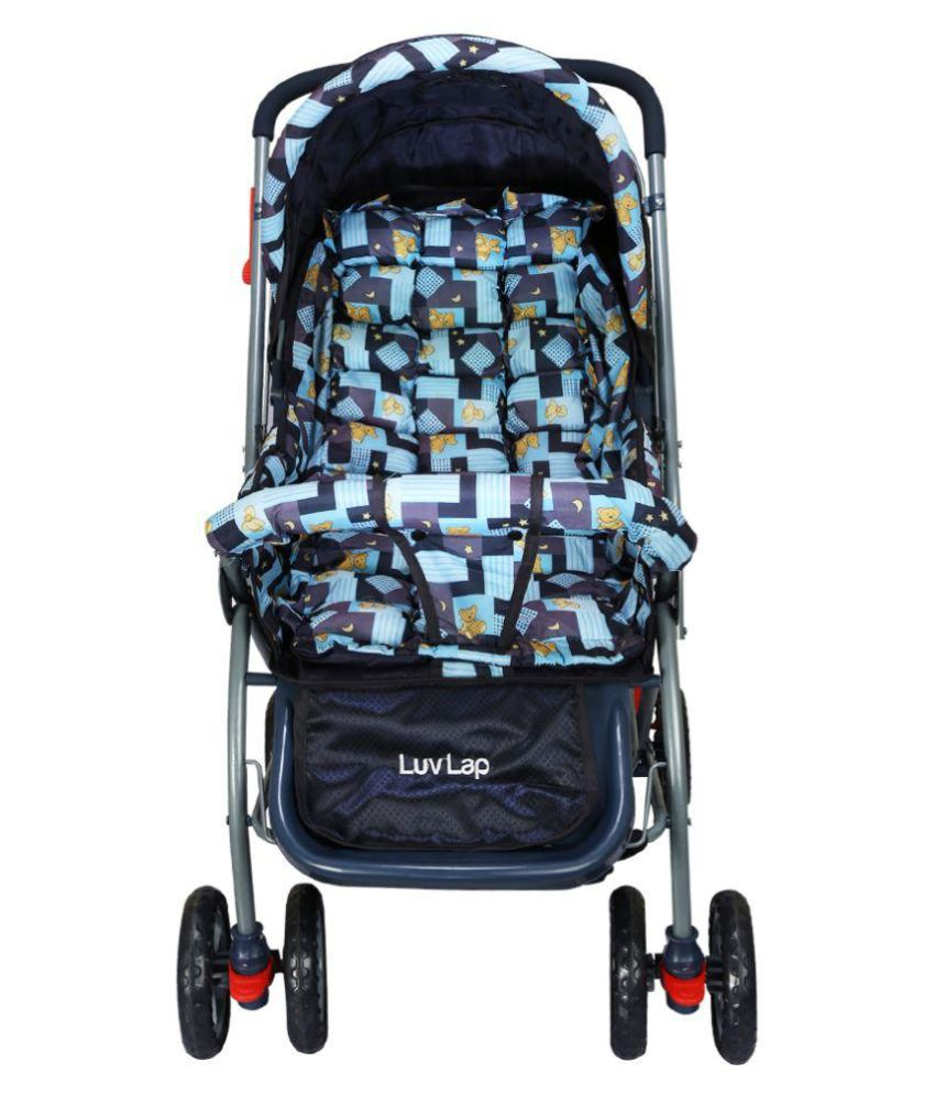 LuvLap Multicolour Baby Stroller - Buy LuvLap Multicolour ...