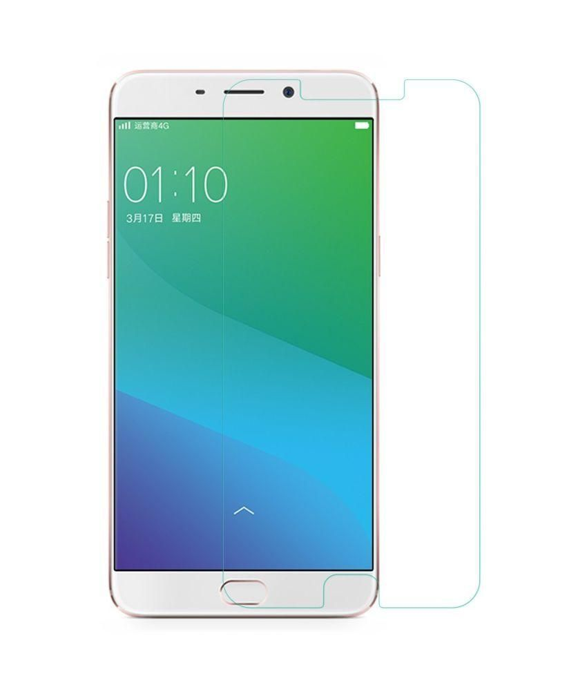 Oppo Mirror 5 Tempered Glass Screen Guard By SpectraDeal
