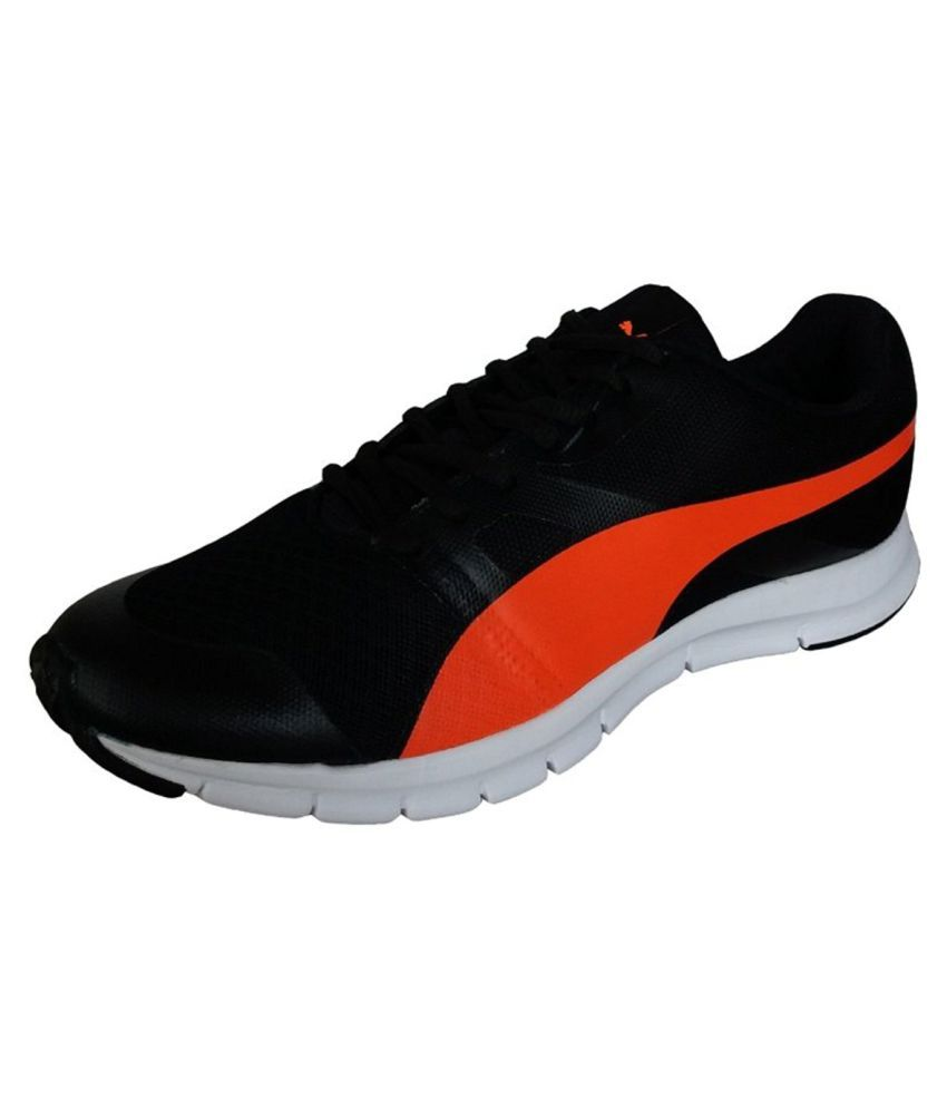 Watch - Running puma shoes black photo video