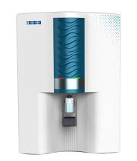 Blue Star Majesto RO+UV White Blue Ambient Series 1 RO Water Purifier