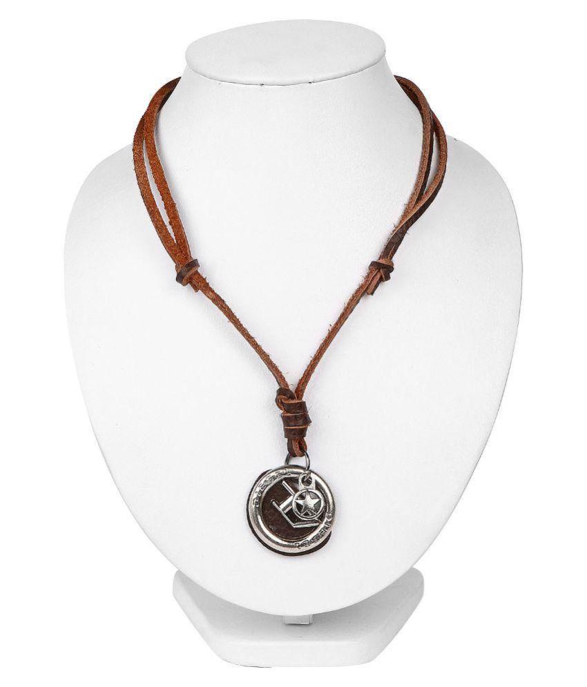Johareez Silver Necklace