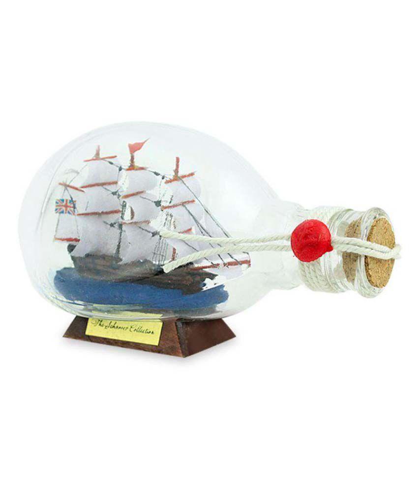 Archies Nauticals Glass White 10