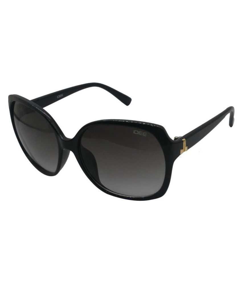 ea0337bc4 Idee Black Oversized Sunglasses ( 2086 C1 ) - Buy Idee Black Oversized  Sunglasses ( 2086 C1 ) Online at Low Price - Snapdeal
