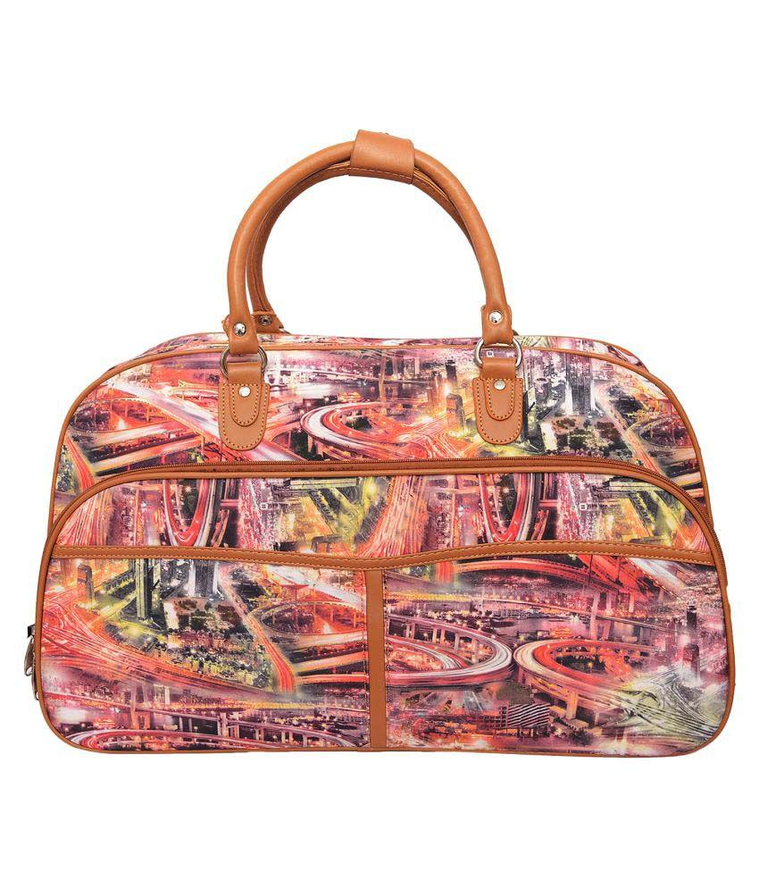 Rehan's Multi Polyster Shoulder Bag