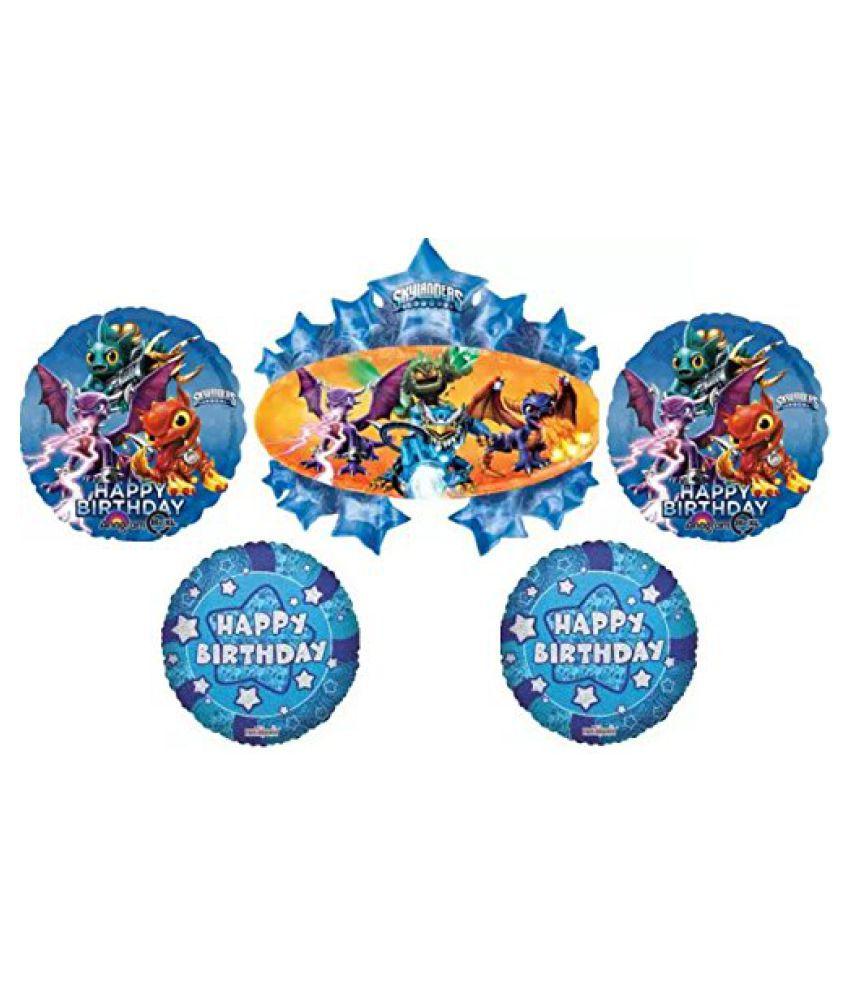 Skylanders Happy Birthday Party Balloon Expansion Kit