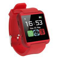 A Connect Z U8 Phone Smart Watch Red