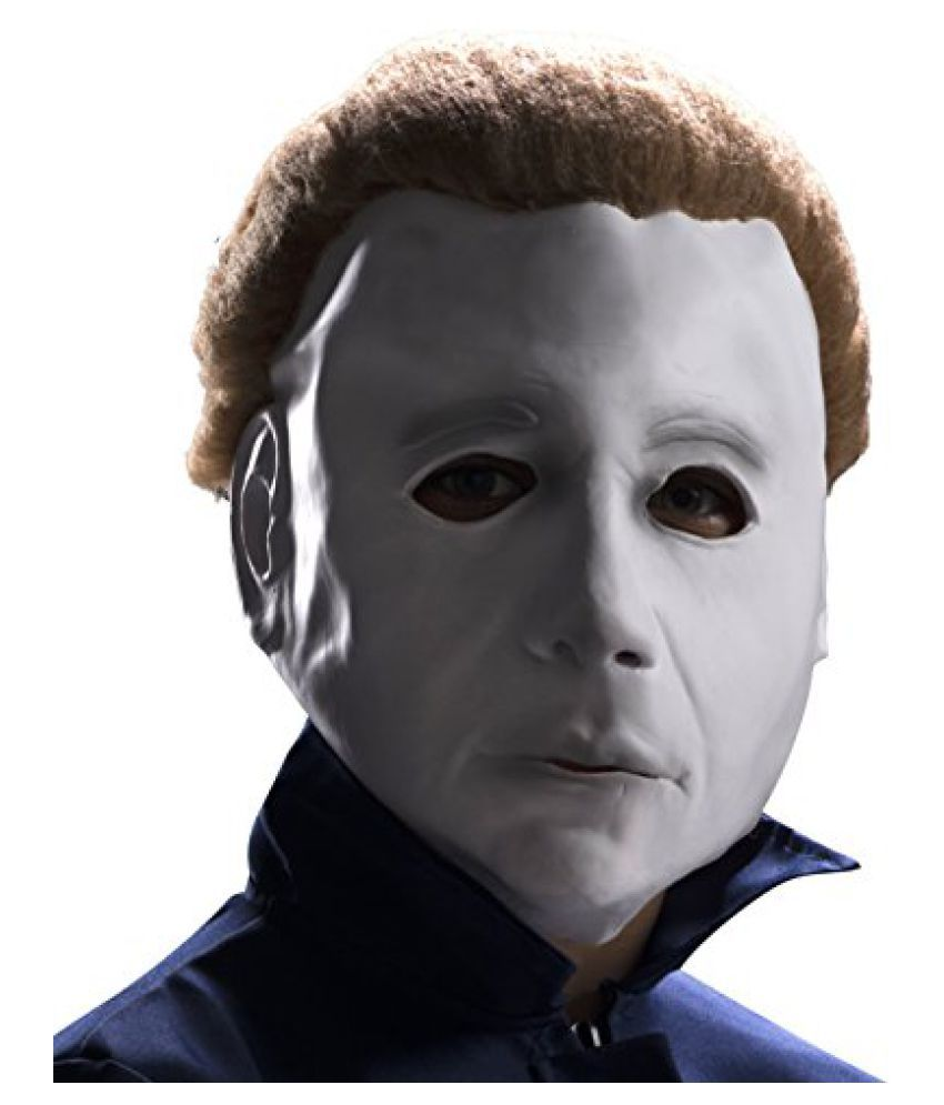 Child Halloween Michael Myers Mask with Wig - Buy Child ...