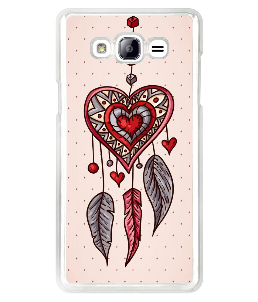 Samsung Galaxy On7 Printed Cover By TAMAH