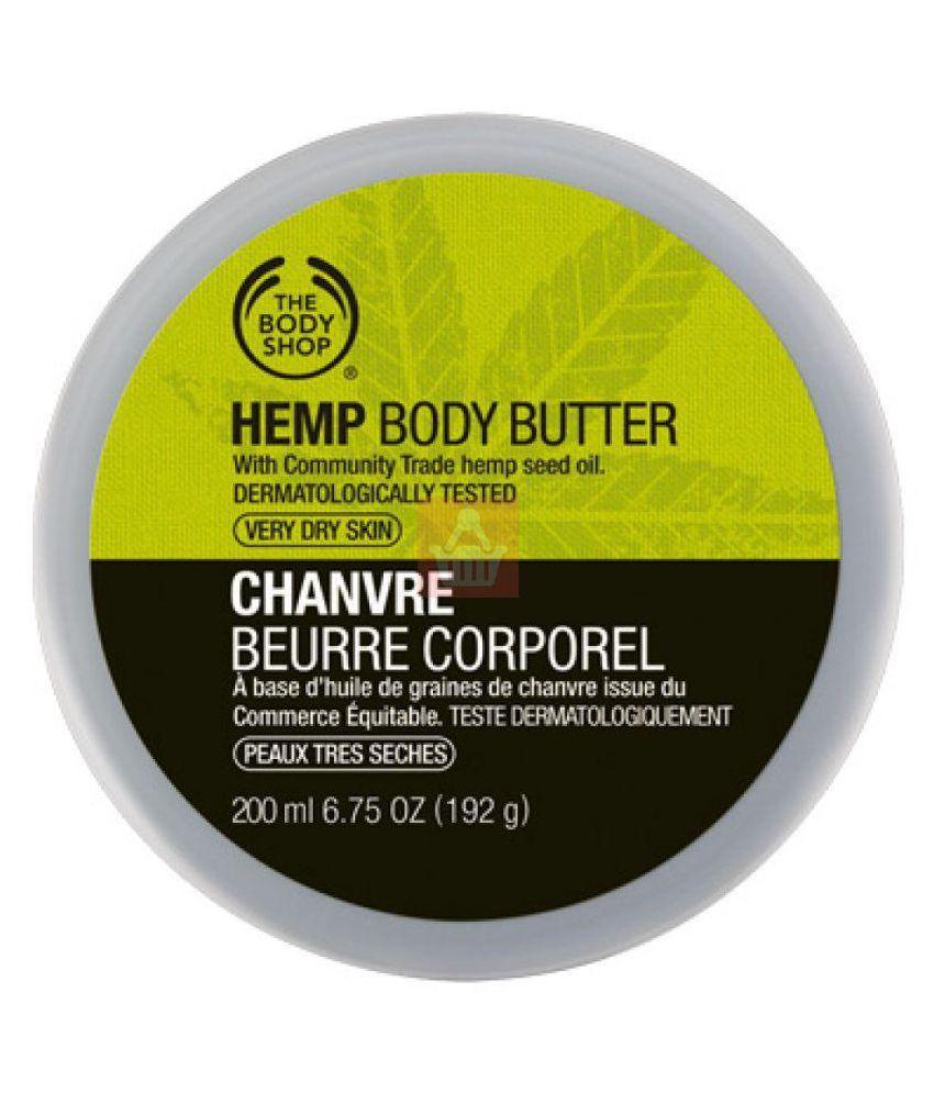 The Body Shop Hemp Body Butter Cream 200 ml