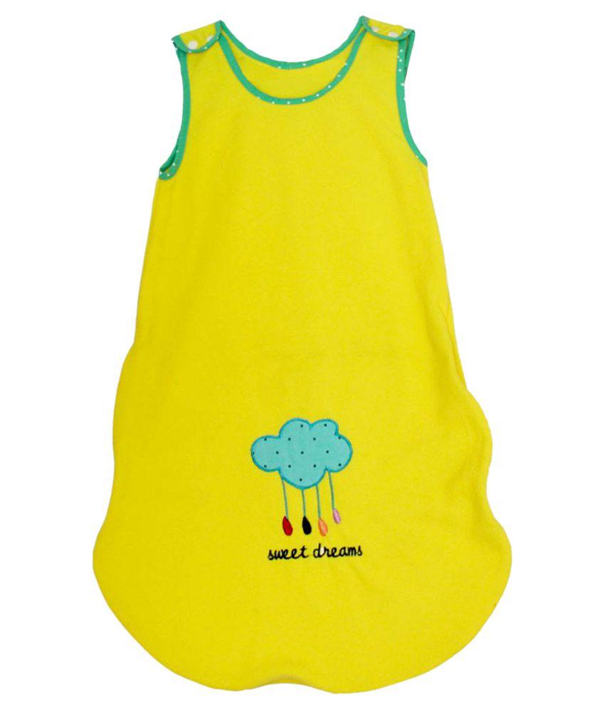 Kadam Baby Yellow Sleeping Bag