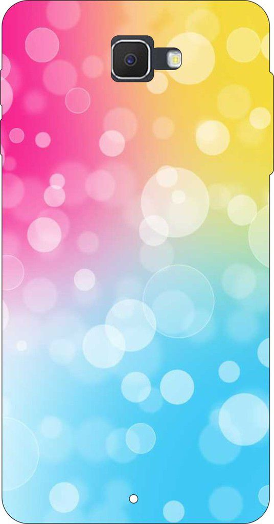 Samsung Galaxy J7 Prime Printed Cover By Go Hooked