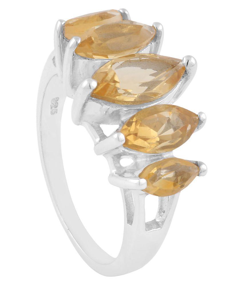 Allure Jewellery 92.5 Silver Ring