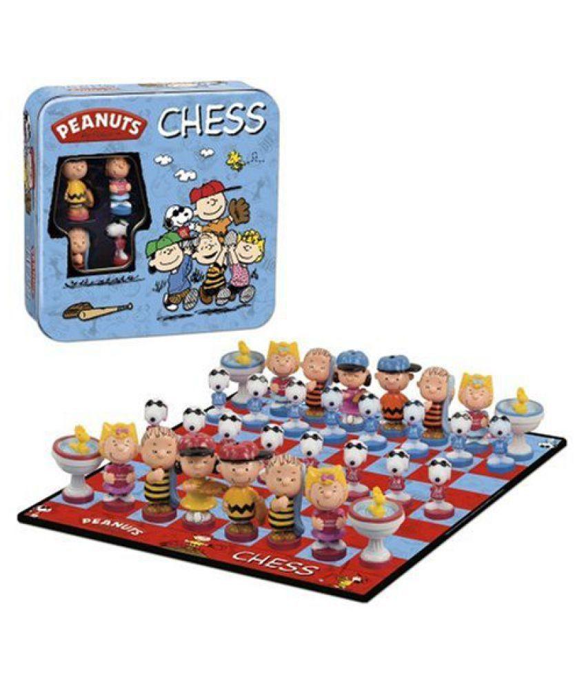 Chess Peanuts
