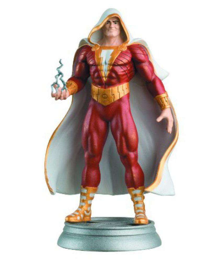 DC SUPERHERO CHESS FIGURINE COLLECTION MAGAZINE #51 SHAZAM WHITE PAWN