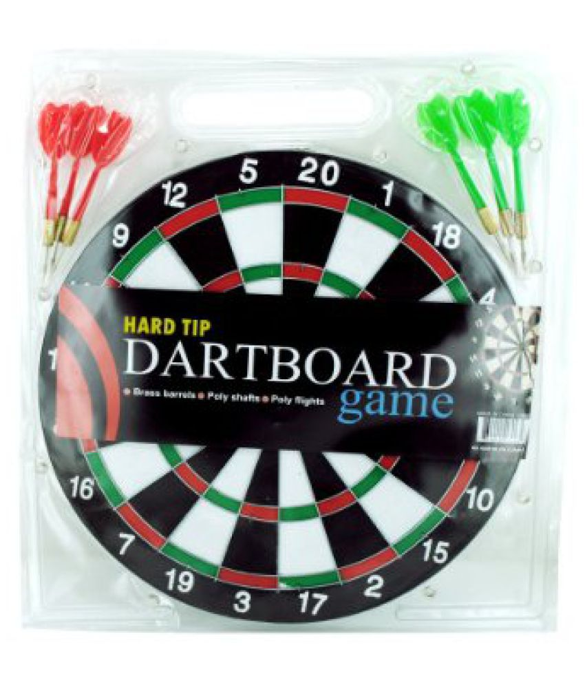 Dartboard Game With Darts Buy Online At Best Price On Snapdeal