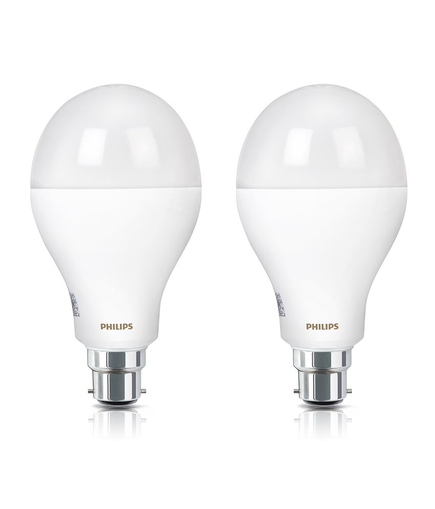 Philips 17W Pack of 2 LED Bulb: Buy Philips 17W Pack of 2 ...